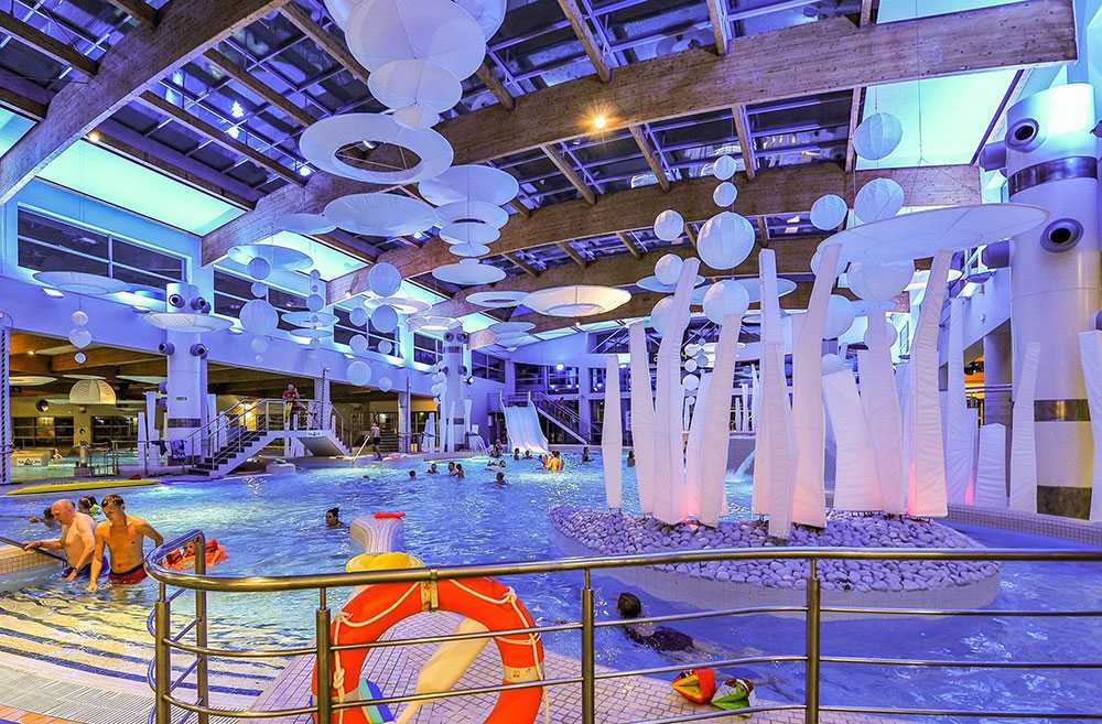 Aquapark w Sopocie atrakcje Sopot
