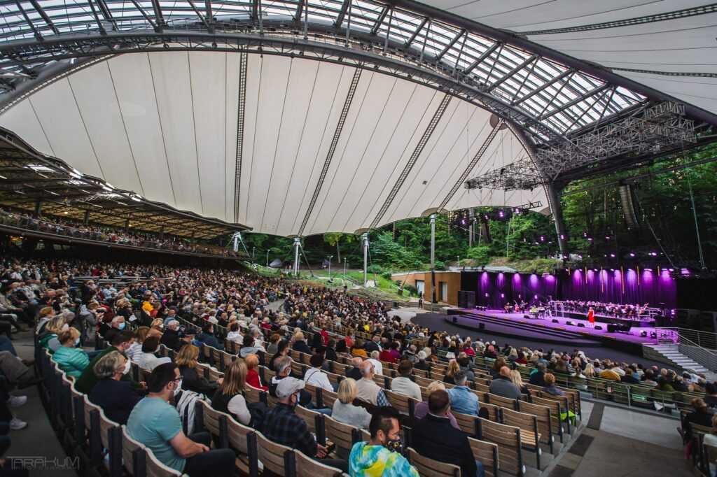 Opera Leśna Sopot wydarzenia i atrakcje w Sopocie