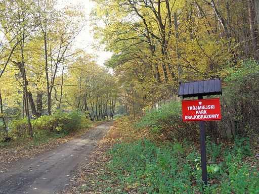 Trojmiejski park krajobrazowy Sopot